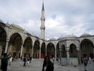 En Estambul Turquia