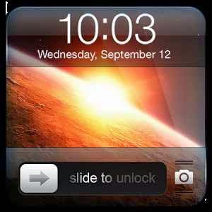Samsung Galaxy S5 Kilit Ekranı Wallpaper resimi