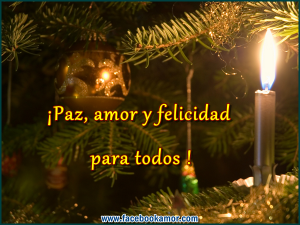 Imágenes navideñas con lindos mensajes para dedicar