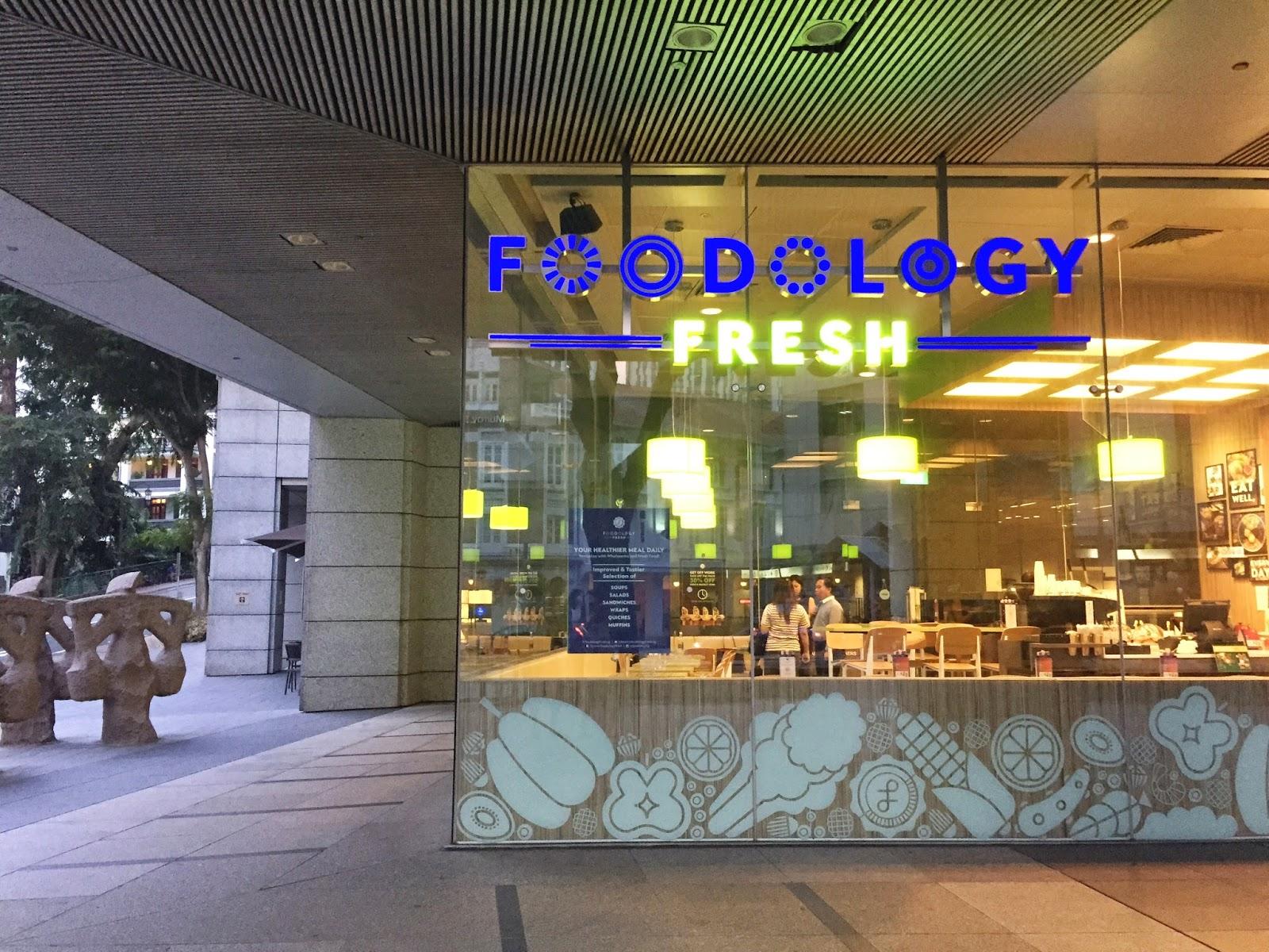 » Foodology Identity & Branding by Somewhere Else