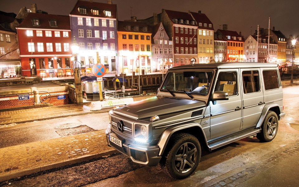 leith inc epic drive 2013 mercedes benz g65 amg in sweden ForLeith Mercedes Benz