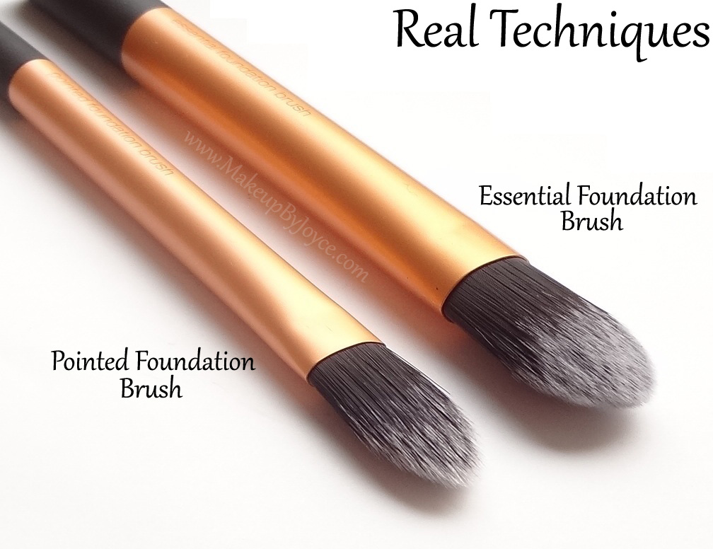 Techniques foundation brush