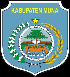 Logo kabupaten Muna