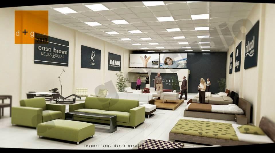 Local Comercial - MOSCHINI muebles   d + g estudio