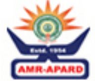Jobs In Apard Hyderabad 2012