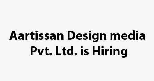 Click3d Aartissan Design Media Pvt Ltd Is Hiring