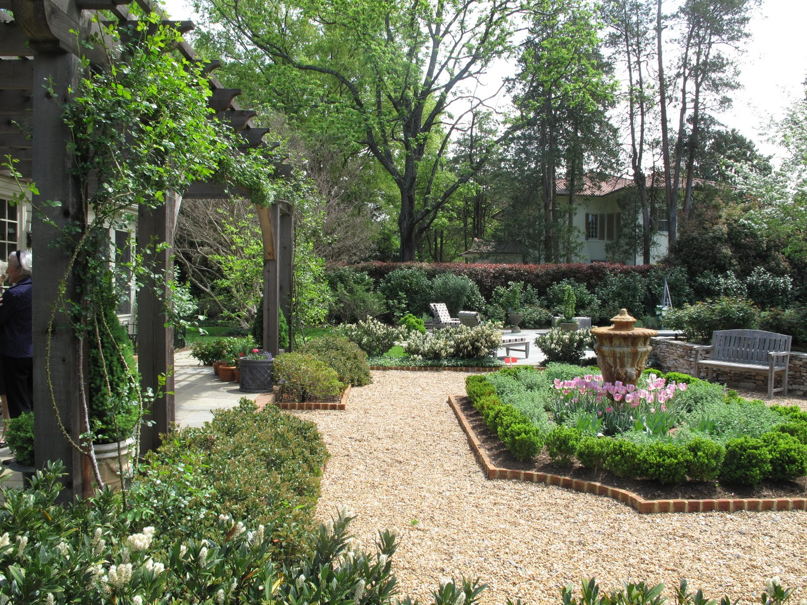 back gallery for most beautiful backyard gardens