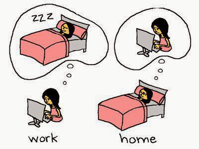 work VS home