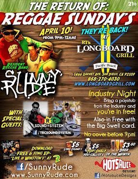 LONGBOARDS EVERY SUNDAY!!