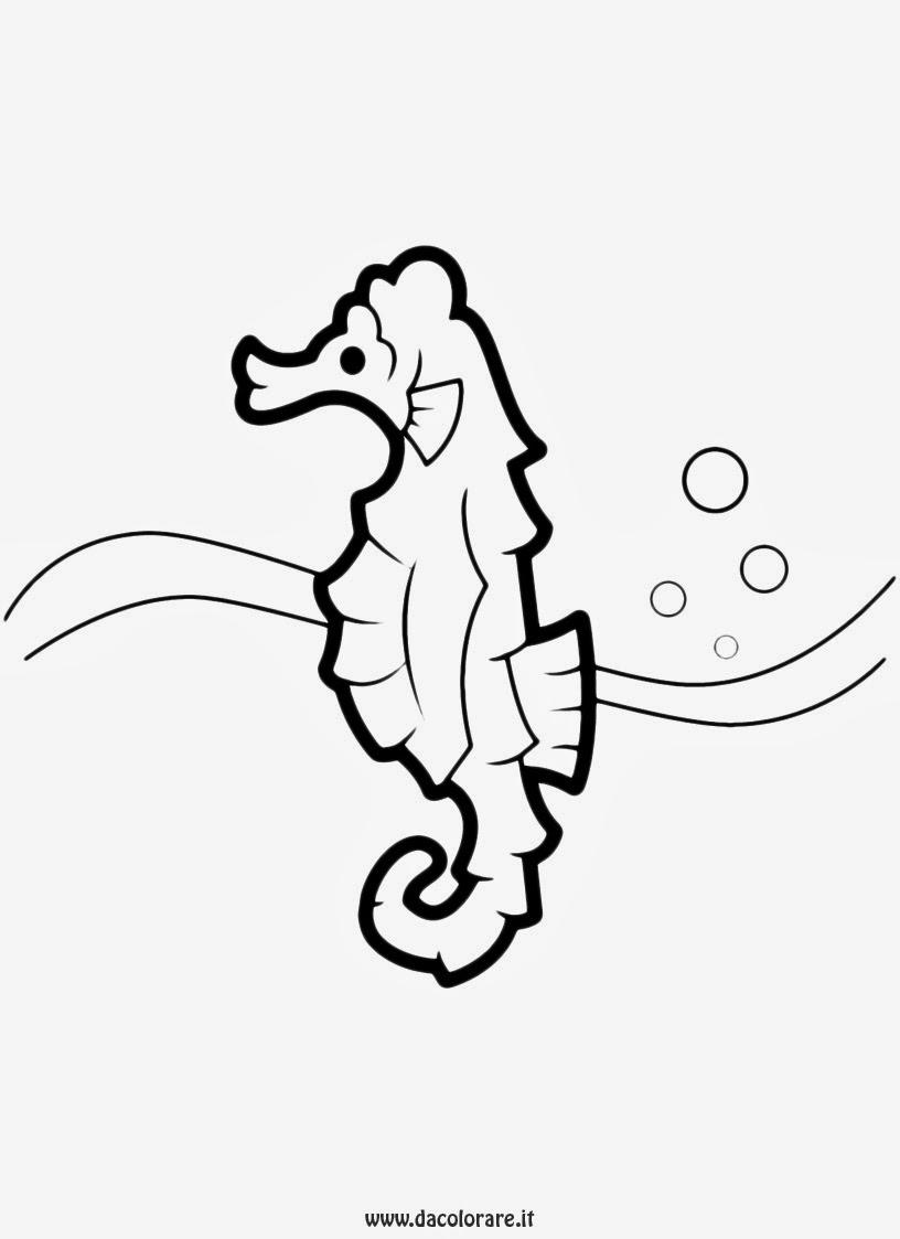 Disegni pesci da colorare disegni da colorare for Disegni di pesci da stampare