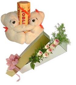 Chocolates Gift For Happy Christmas