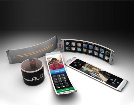 Philips Fluid Smart Phones