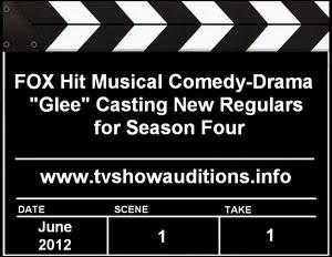 Glee Season 4 Casting