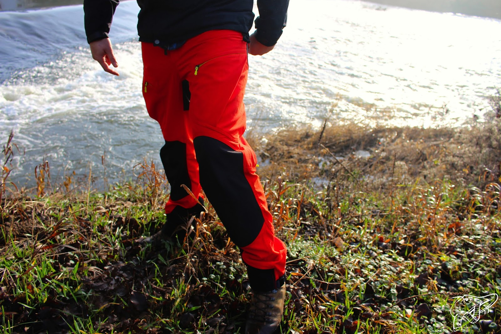 Haglofs Rugged Mountain Pant Im Test Outdoorhose Furs Robuste Abgemetert