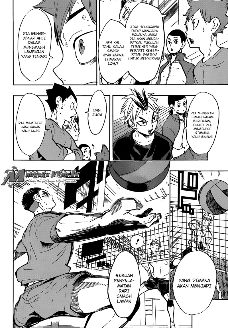 Haikyuu!! Chapter 218-6
