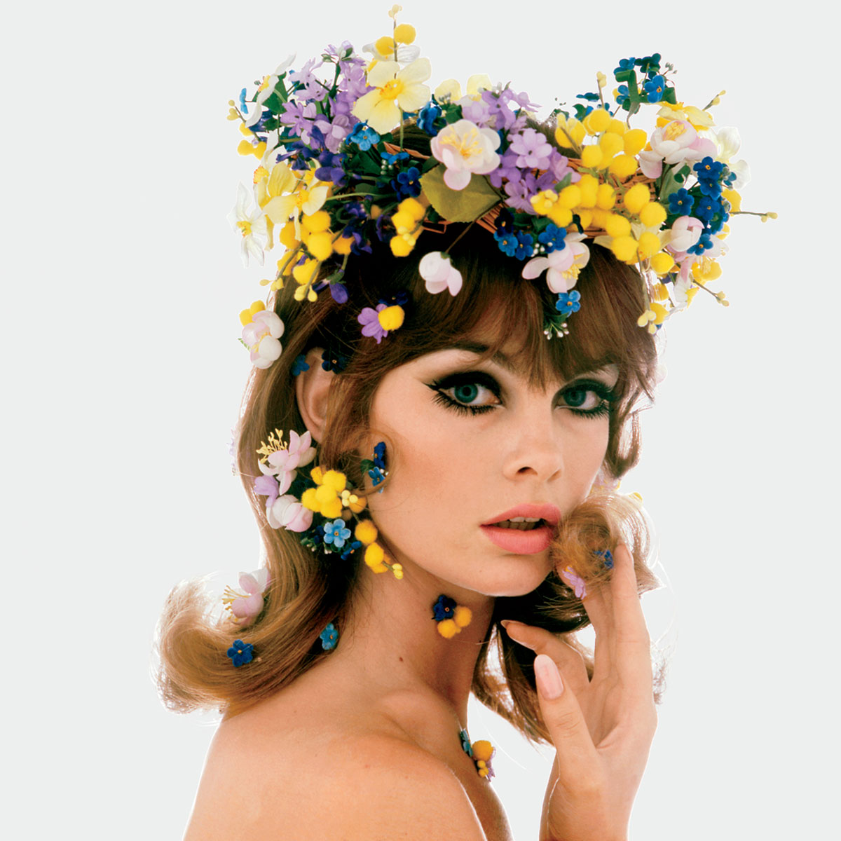 Jean Shrimpton Vogue 1965