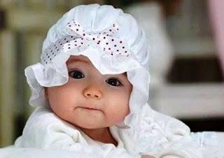 Gambar Bayi Lucu Perempuan Bikin Gemes