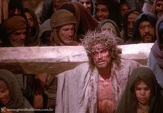 Willem Dafoe em A Última Tentação de Cristo