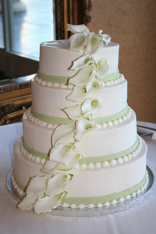 Round Cake Design Ideas : Beautiful Round Wedding Cake Designs for inspiration ...