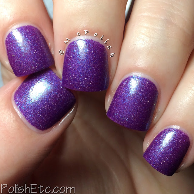 Doctor Lacquer - Chromahedron Collection - McPolish - Taaffeite