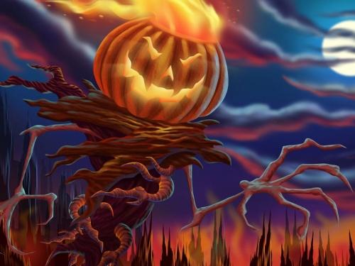Happy Scary halloween