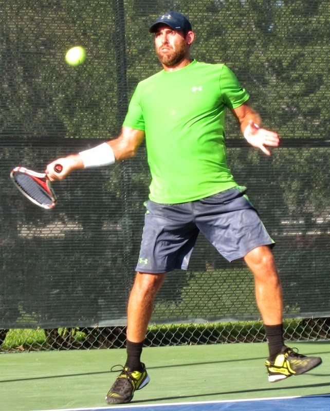 Ginepri, two seeds ousted early in Napa Challenger