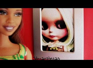 Muñeca tangkou doll, barbie fashionista y blythe-