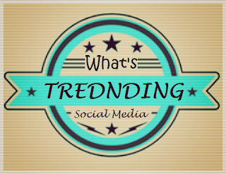 Stay On Top Of What's Trending In Social Media: infographic