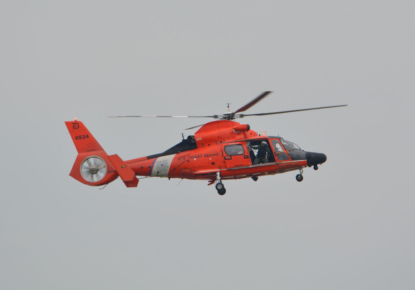 cozy birdhouse | dayton air show 2014, coast guard helicopter