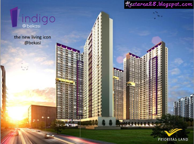 Indigo @ Bekasi Apartment