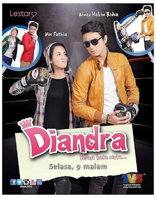 Tonton Diandra, Slot Lestary TV3 Full Episod