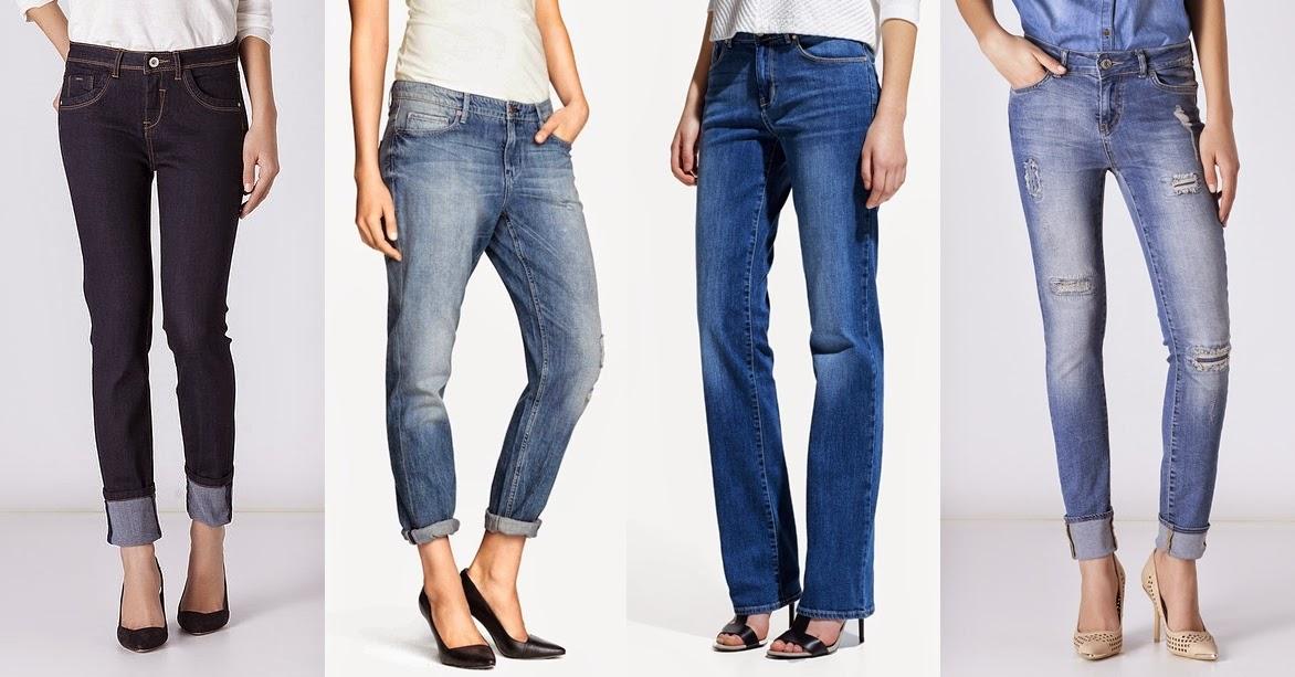Cuando las mujeres empezaron a ponerse los pantalones - imagenes de pantalones de mezclilla para mujeres