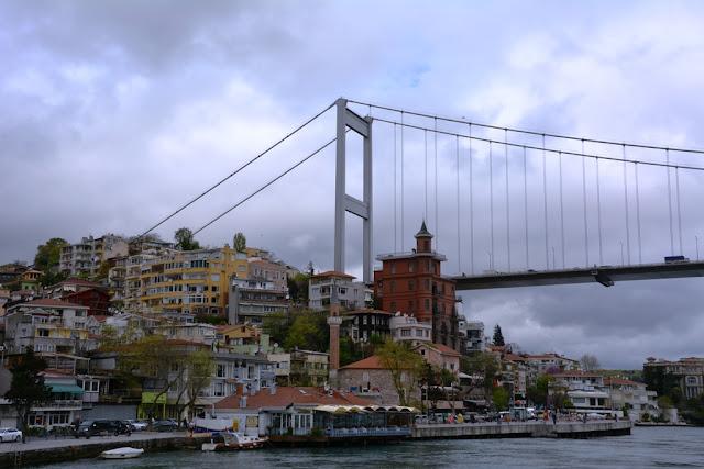 Sultan Mehmet Bridge Istanbul
