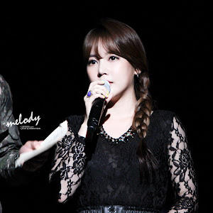 Foto Cantiknya T-ara Soyeon Menjadi MC