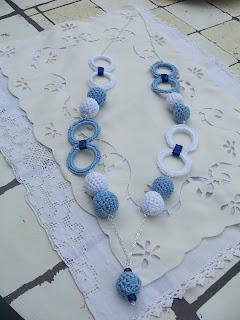 Tutorial Collana Alluncinetto ஜ Magie E Passioni Crochet By Niky ஜ
