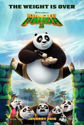 Kung Fu Panda 3 2016 DVD R1 NTSC Latino
