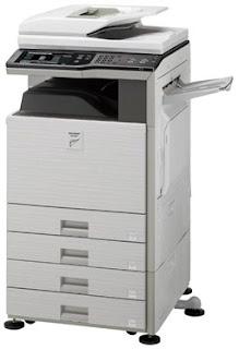 Sharp Printer Mxmn654 Driver