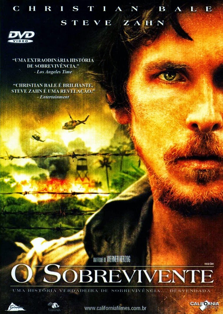 O Sobrevivente – Dublado (2006)