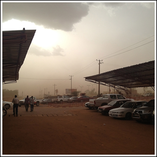 An African storm is brewing #ShareNiger