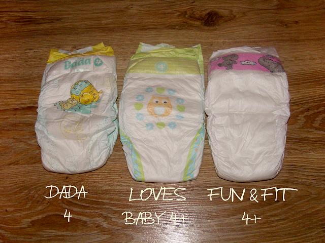 tesco loves baby 4+ pieluchy nowość