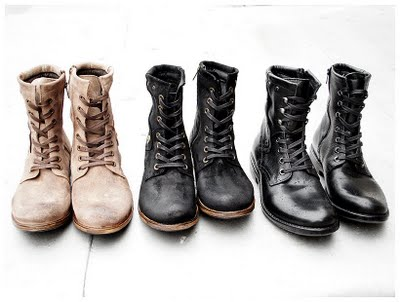 Best Combat Boots Fashion - Yu Boots