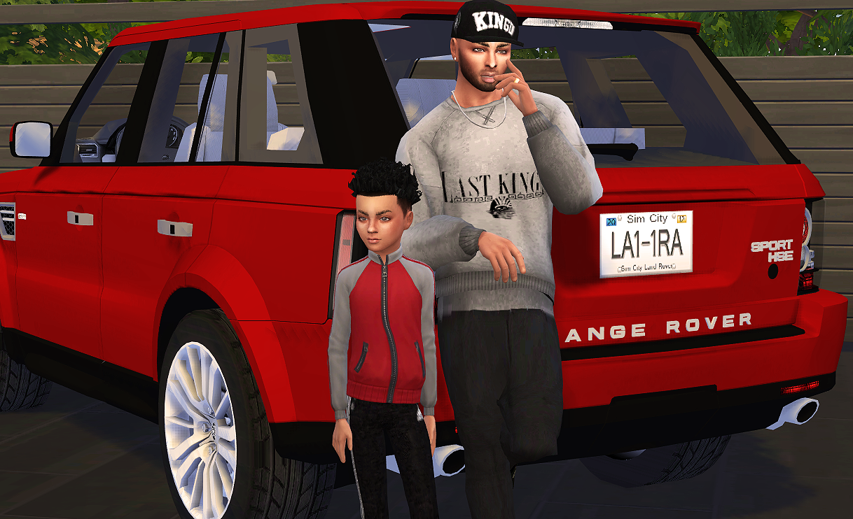 my sims 4 blog fresh prince 2011 range rover sport. Black Bedroom Furniture Sets. Home Design Ideas