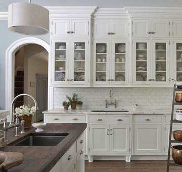 Lines Kitchen Inspiration Month Day Twelve Glass Front Cabinets