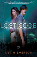 book cover of The Lost Code by Kevin Emerson