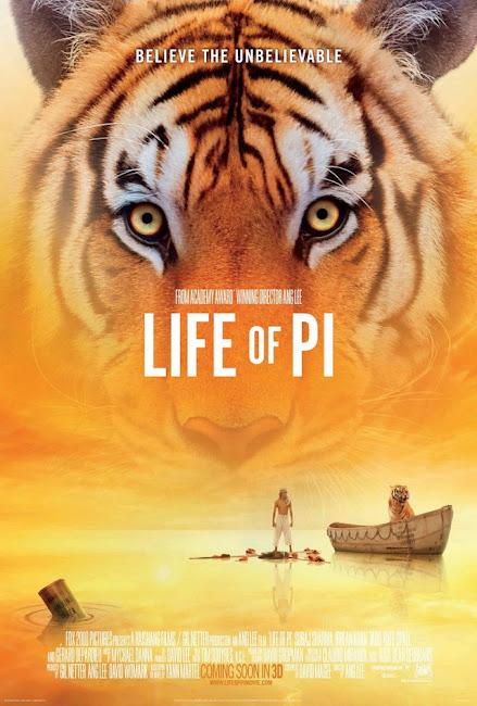 ตัวอย่างหนัง ซับไทย - Life of Pi (ชีวิตอัศจรรย์ของพาย)