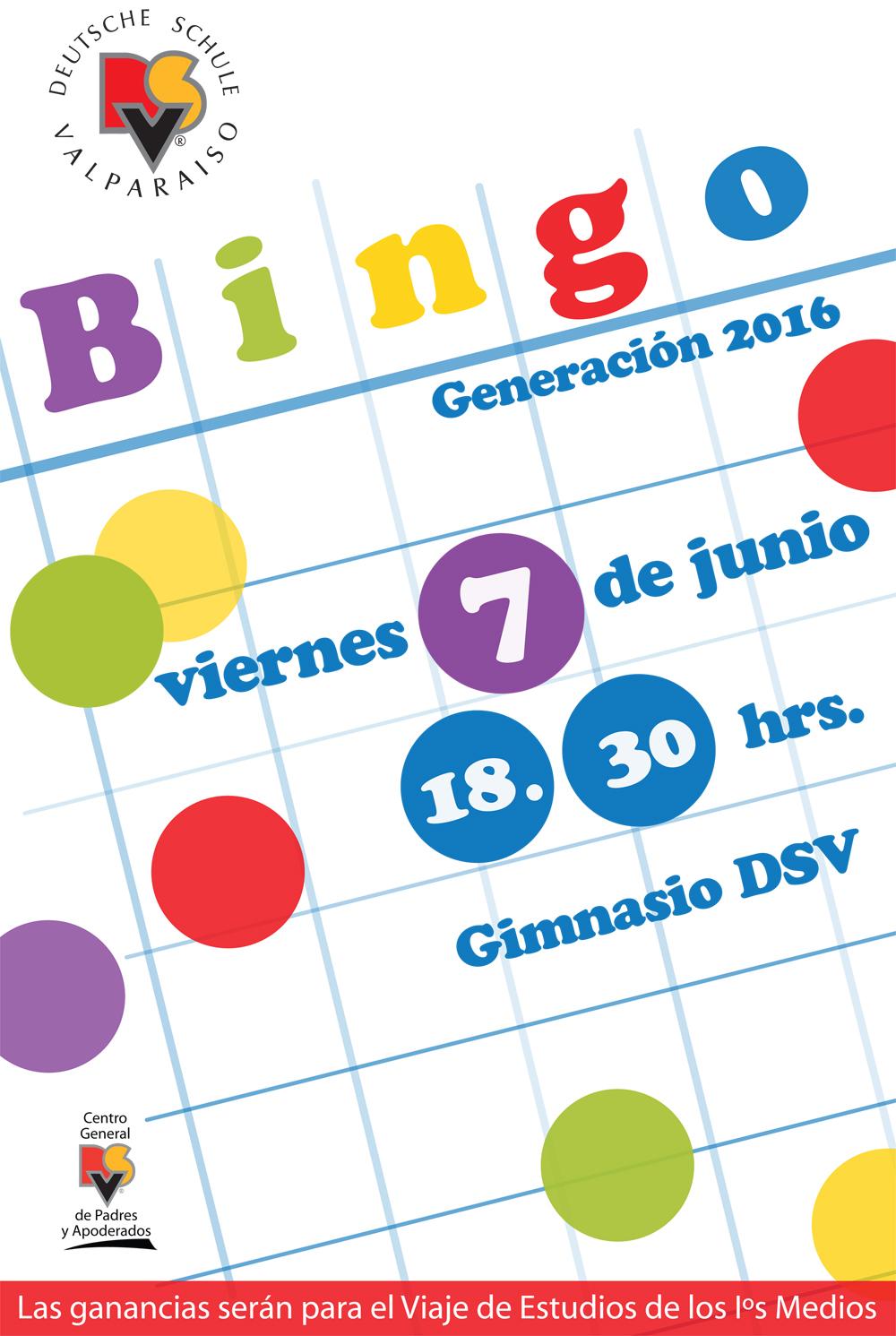CGPA DSV: Comunidad DSV Participando con Todo: ¡Bingo, Mitfaharen y ...