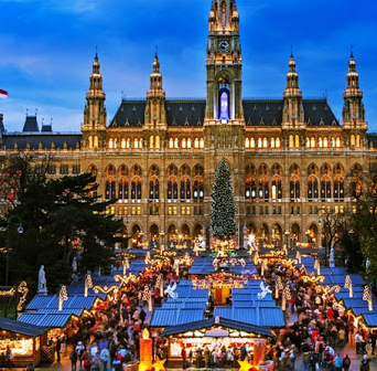 Craciun la Viena 359 EURO