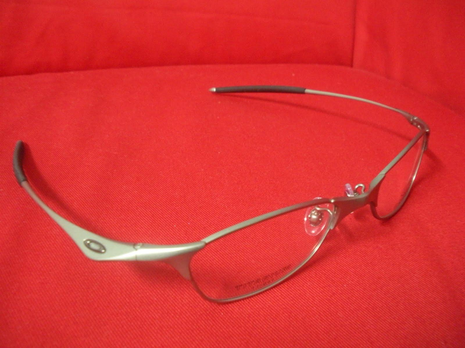 Heyyo-Shoppe: OAKLEY Eyeglasses