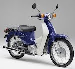 gambar modifikasi motor honda c70