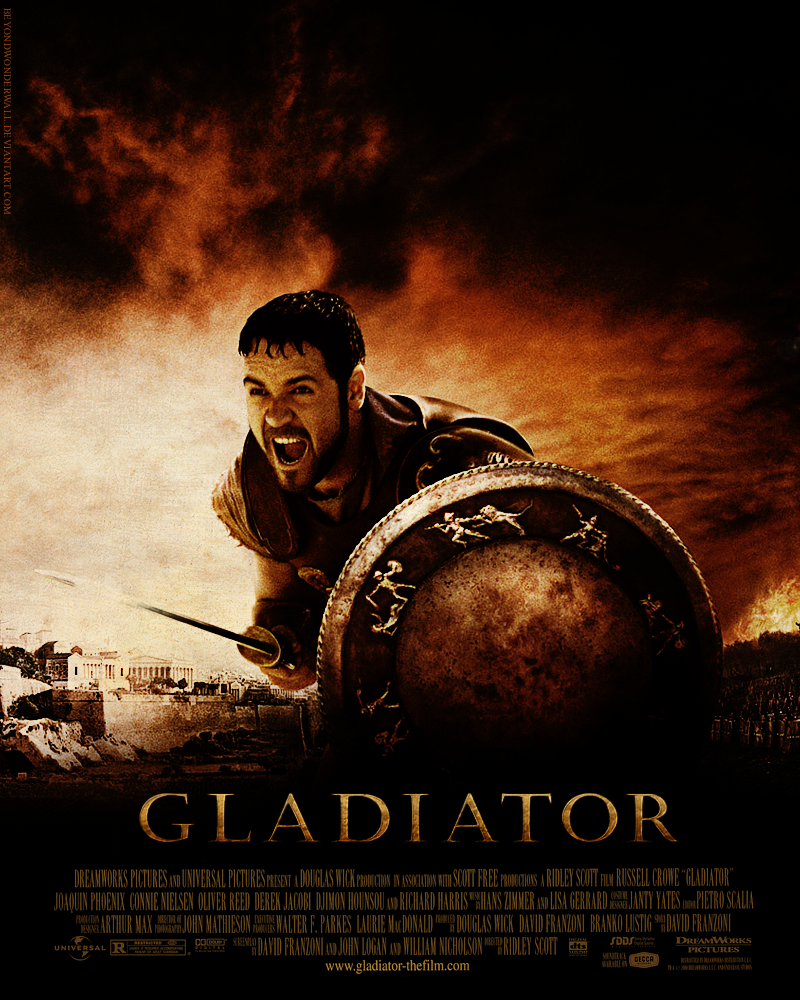 Greek and Roman Advertisements: Movie Posters/Trailers
